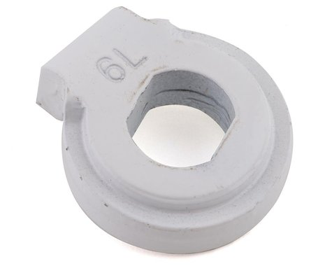 Shimano Nexus/Alfine Track-Type Dropout Left Non-Turn Washer (6L White)