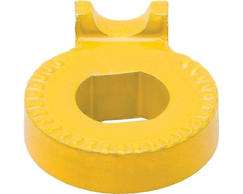 Shimano Nexus/Alfine Horizontal Dropout Right Non-Turn Washer (5R Yellow) (20°)