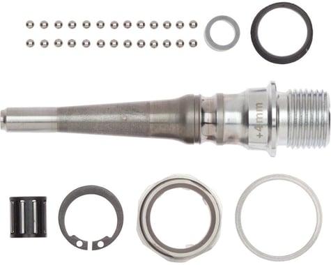 Shimano Dura-Ace SPD-SL +4mm Left Axle Set