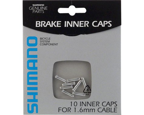 Shimano Brake Cable End Crimps (Box of 10)