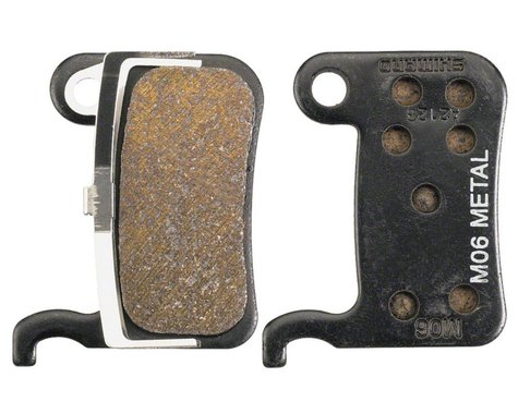 Shimano M06 Disc Brake Pads (XTR/Saint/SLX/LX/Road) (Sintered)