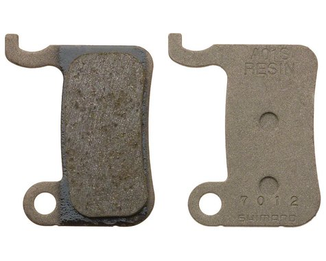 Shimano A01S Disc Brake Pads (XTR/Saint/XT/SLX/Deore/Road/Alfine/LX) (Resin)