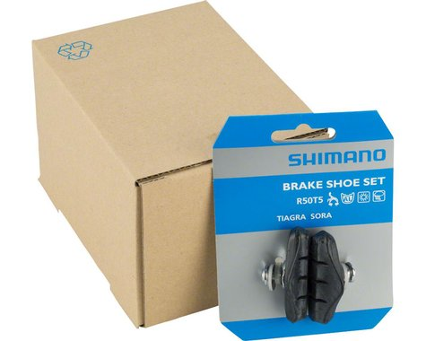 Shimano Tiagra BR-4700 Road Brake Shoes, 5 Pairs
