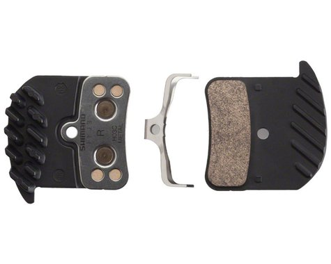Shimano H03C Disc Brake Pads (Saint/Zee) (Metal)
