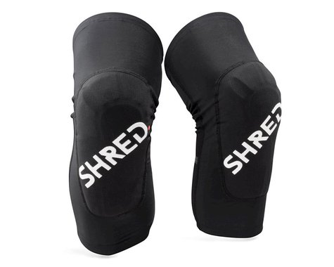 Shred Flexi Lite Knee Pads (Black) (L)