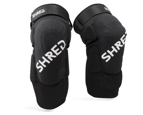 Shred Flexi Enduro Knee Pads (Black) (M)