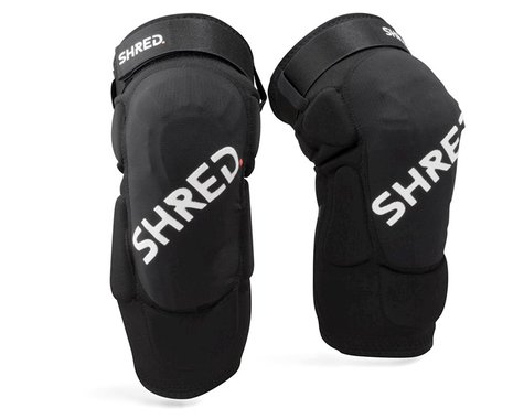 Shred Flexi Enduro Knee Pads (Black) (S)