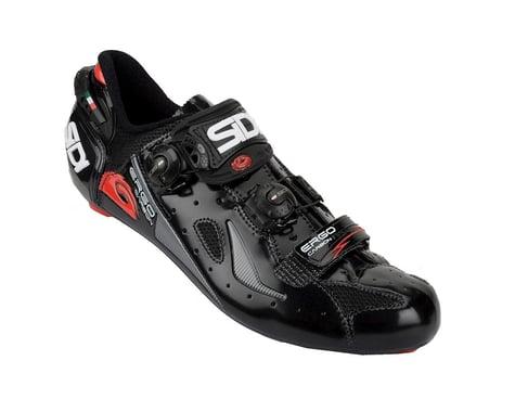 Sidi Ergo 4 Carbon Road Shoes (Black)