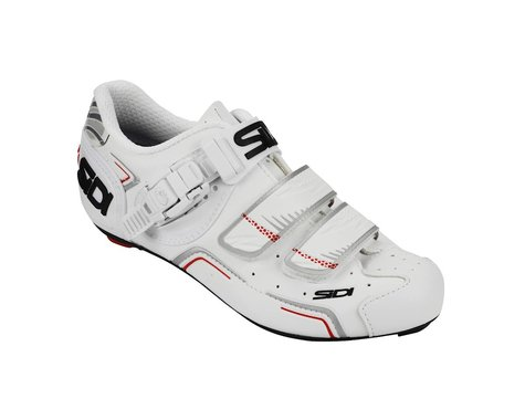 Sidi Women's Level Carbon Road Shoes - 2016 (White)