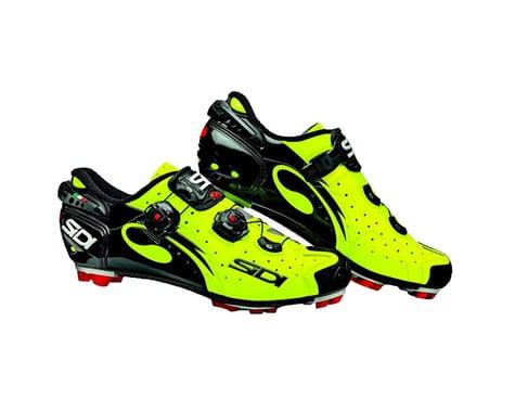 Sidi Drako SRS Carbon MTB Shoes - CLOSEOUT (Blk/Hi-Vis)