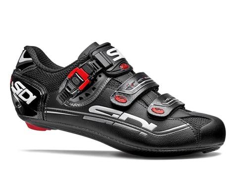 Sidi Genius Fit Carbon Road Bike Shoes (Black) (43)