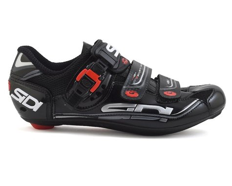 Sidi Genius 5 Fit Carbon Vernice Women's Bike Shoes (Black)