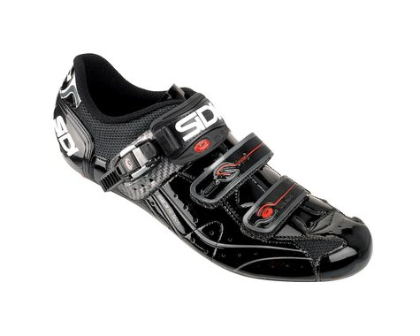 Sidi Genius 5.5 Carbon Composite Road Shoes (Black)