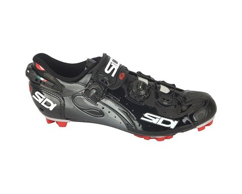 Sidi Drako Carbon SPD Clipless Shoes (Black Venice) (46.5 Euro / 11.75 US)