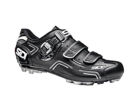 Sidi Buvel SPD Clipless Shoes (Black)