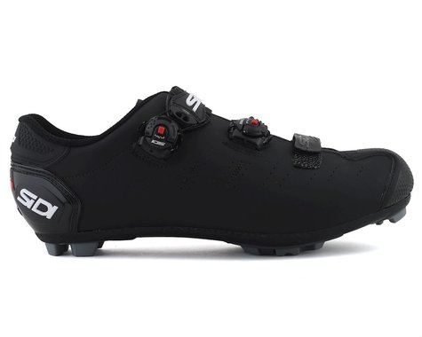 Sidi Dragon 5 Mega Mountain Shoes (Matte Black/Black)