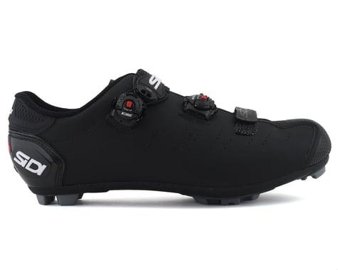 Sidi Dragon 5 Mega Mountain Shoes (Matte Black/Black)