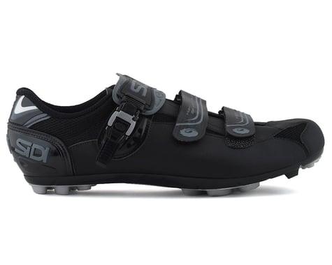 Sidi Dominator 7 SR MTB Shoes (Shadow Black) (46.5)