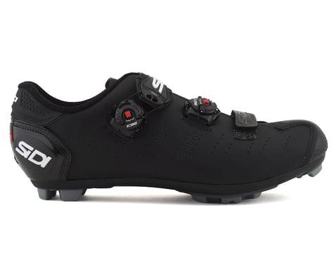 Sidi Dragon 5 Mountain Shoes (Matte Black/Black) (48)