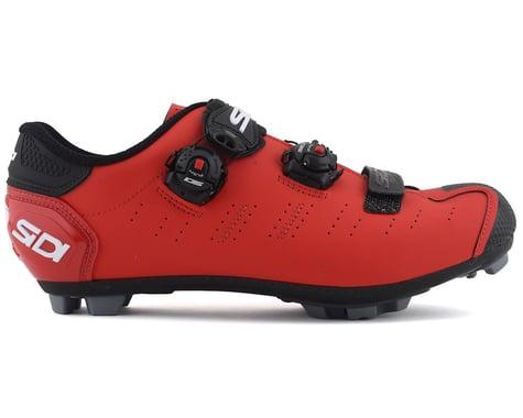 Sidi Dragon 5 Mountain Shoes (Matte Red/Black) (45.5)