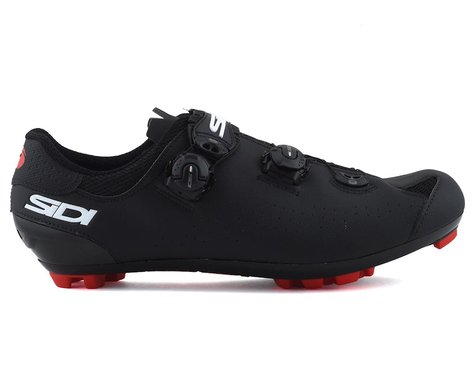 Sidi Dominator 10 Mountain Shoes (Black/Black) (42)