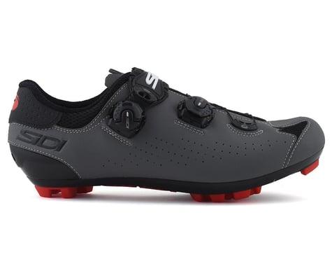 Sidi Dominator 10 Mountain Shoes (Black/Grey) (45)