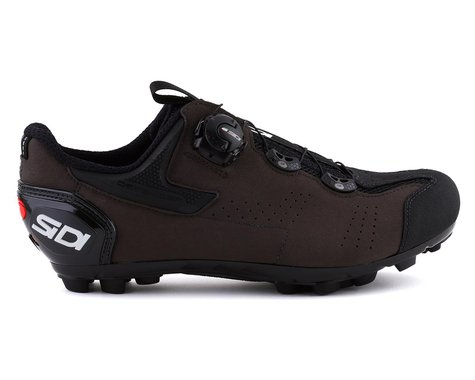 Sidi MTB Gravel Shoes (Brown) (41)