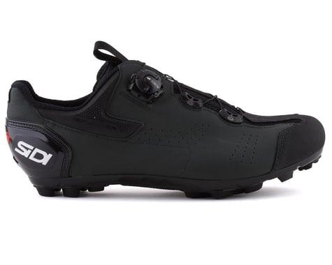 Sidi MTB Gravel Shoes (Dark Green) (40.5)