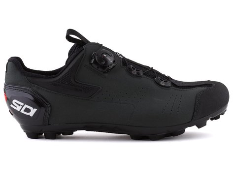 Sidi MTB Gravel Shoes (Dark Green) (45)