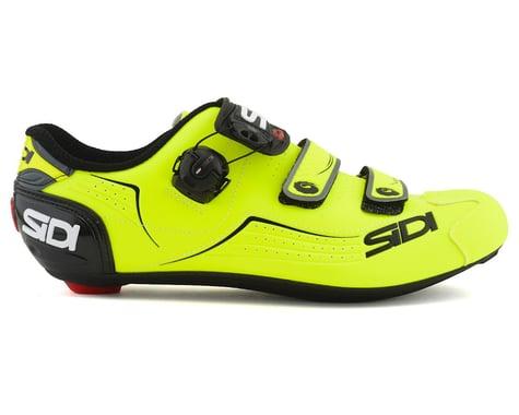 Sidi Alba Road Shoes (Yellow Fluo/Black) (47)