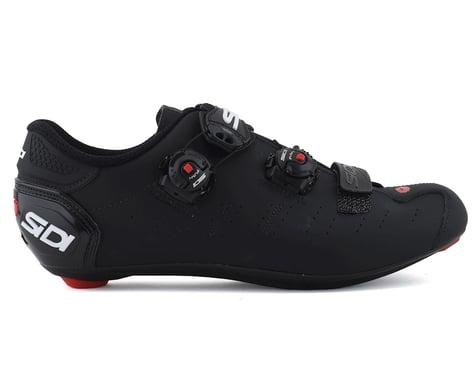 Sidi Ergo 5 Road Shoes (Matte Black) (40)