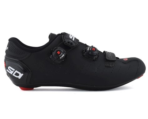 Sidi Ergo 5 Road Shoes (Matte Black) (48)