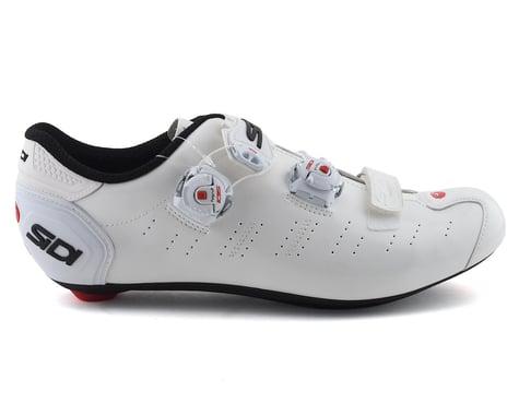 Sidi Ergo 5 Road Shoes (White) (41.5)