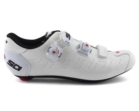 Sidi Ergo 5 Road Shoes (White) (44)