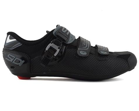 Sidi Genius 7 Air Road Shoes (Shadow Black) (42)