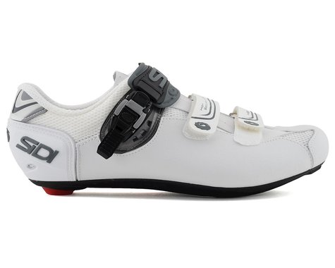Sidi Genius 7 Mega Road Shoes (Shadow White) (Mega 44)