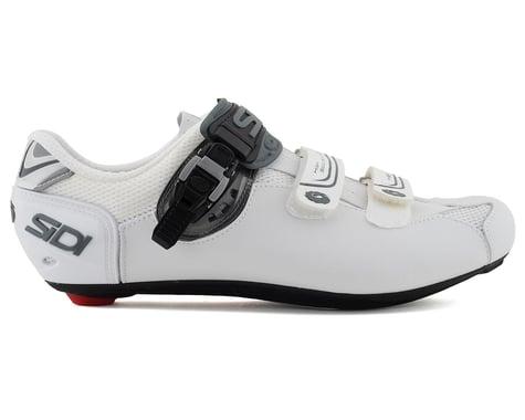 Sidi Genius 7 Mega Road Shoes (Shadow White) (Mega 46)