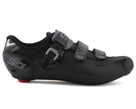 Sidi Genius 7 Road Shoes (Shadow Black) (42)