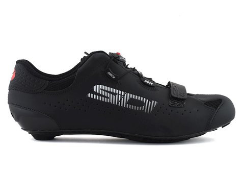 Sidi Sixty Road Shoes (Black) (47)