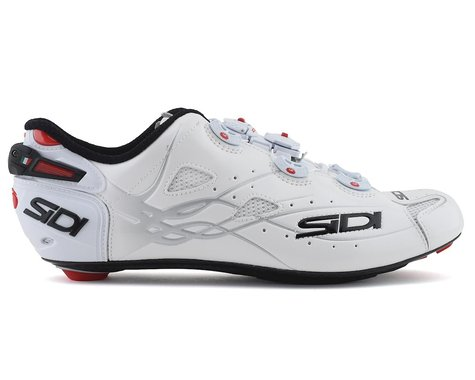 Sidi Shot Road Shoes (White/Black) (46)