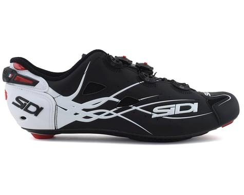 Sidi Shot Road Shoes (White/Matte Black) (47)