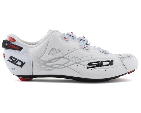 Sidi Shot Road Shoes (White/White) (42.5)