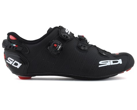 Sidi Wire 2 Carbon Road Shoes (Matte Black) (43)