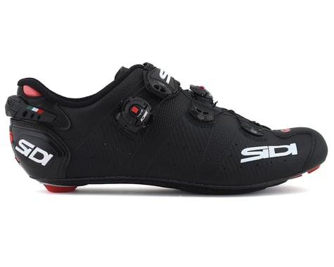 Sidi Wire 2 Carbon Road Shoes (Matte Black) (45)