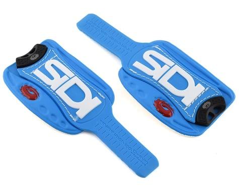 Sidi Tecno-3 Soft Instep Closure System (Light Blue/Black)