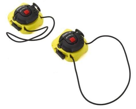 Sidi Tecno-3 Push Buckles (Yellow/Black) (Short)