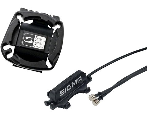 Sigma Computer Mount and Wired Speed Sensor Kit, Models using CR2032