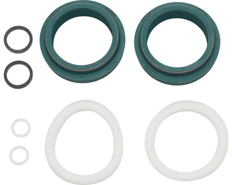 Skf Low-Friction Dust Wiper Seal Kit: RockShox 35mm, Fits 2008-Current Forks