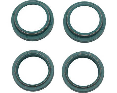 Skf Low-Friction Dust and Oil Seal Kit: RockShox 35mm, Fits 2008-Current Forks