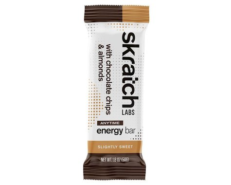 Skratch Labs Anytime Energy Bar (Chocolate Chip & Almond) (12)